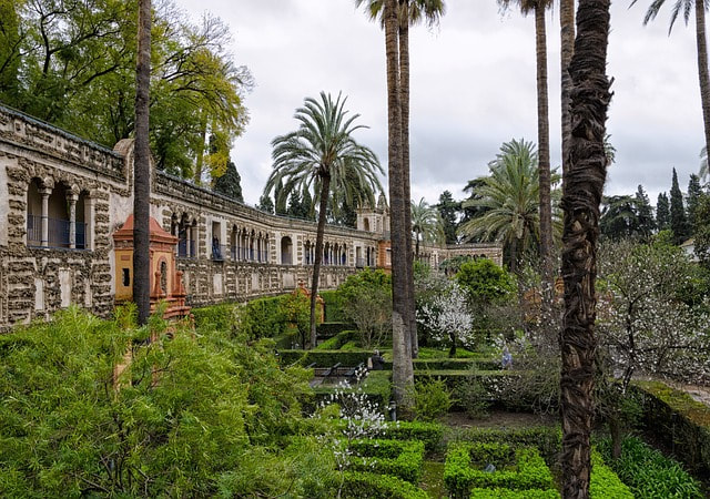 Real Alcazar of Seville