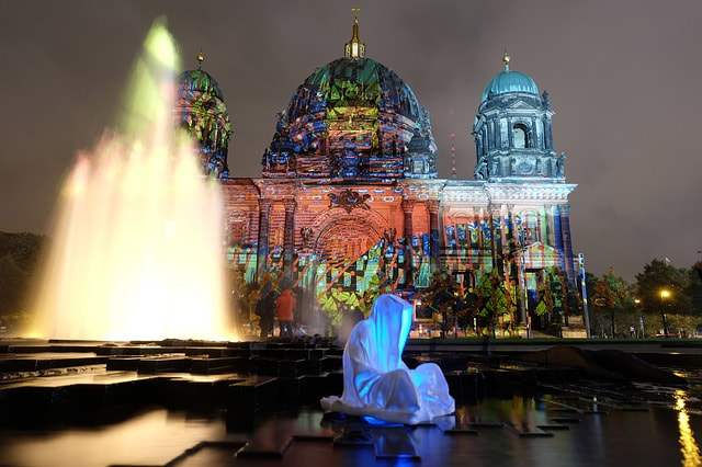 Berlin Cathedral Art