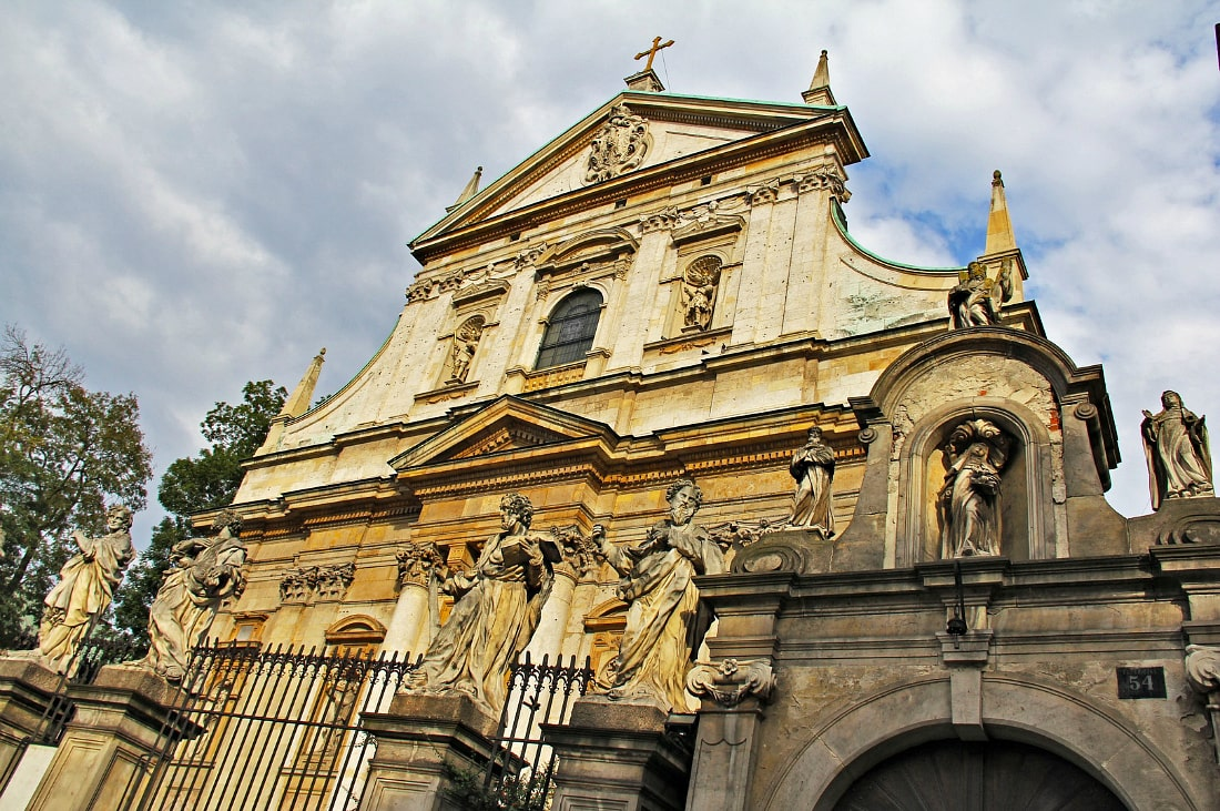 Basilica of St Peter and St Paul, Prague