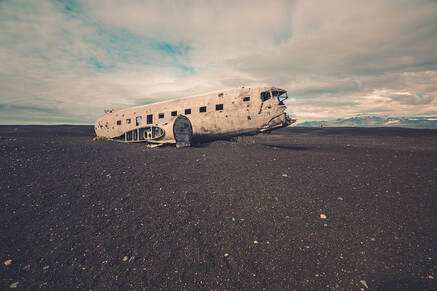 Iceland Broken Flight