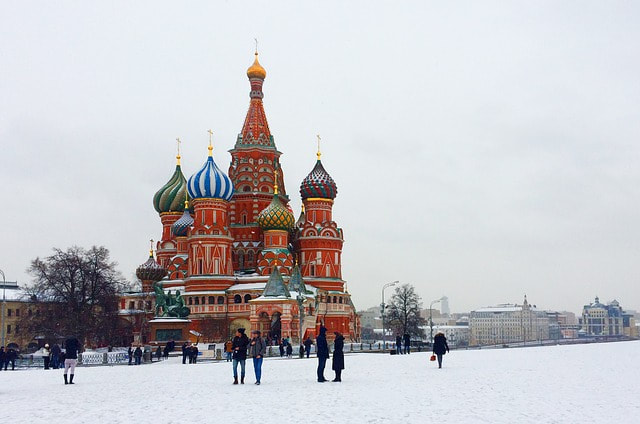 Moscow St. Basil's Cathedral