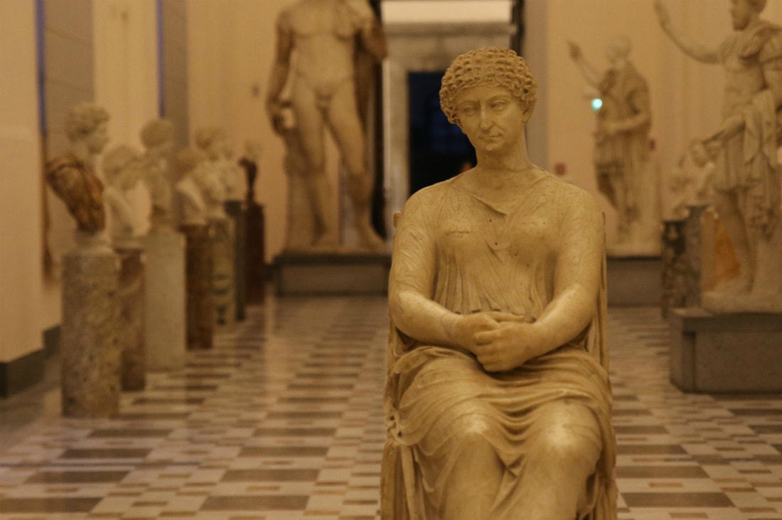Naples Archeological Museum