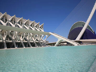 Valencia City of Art and Science